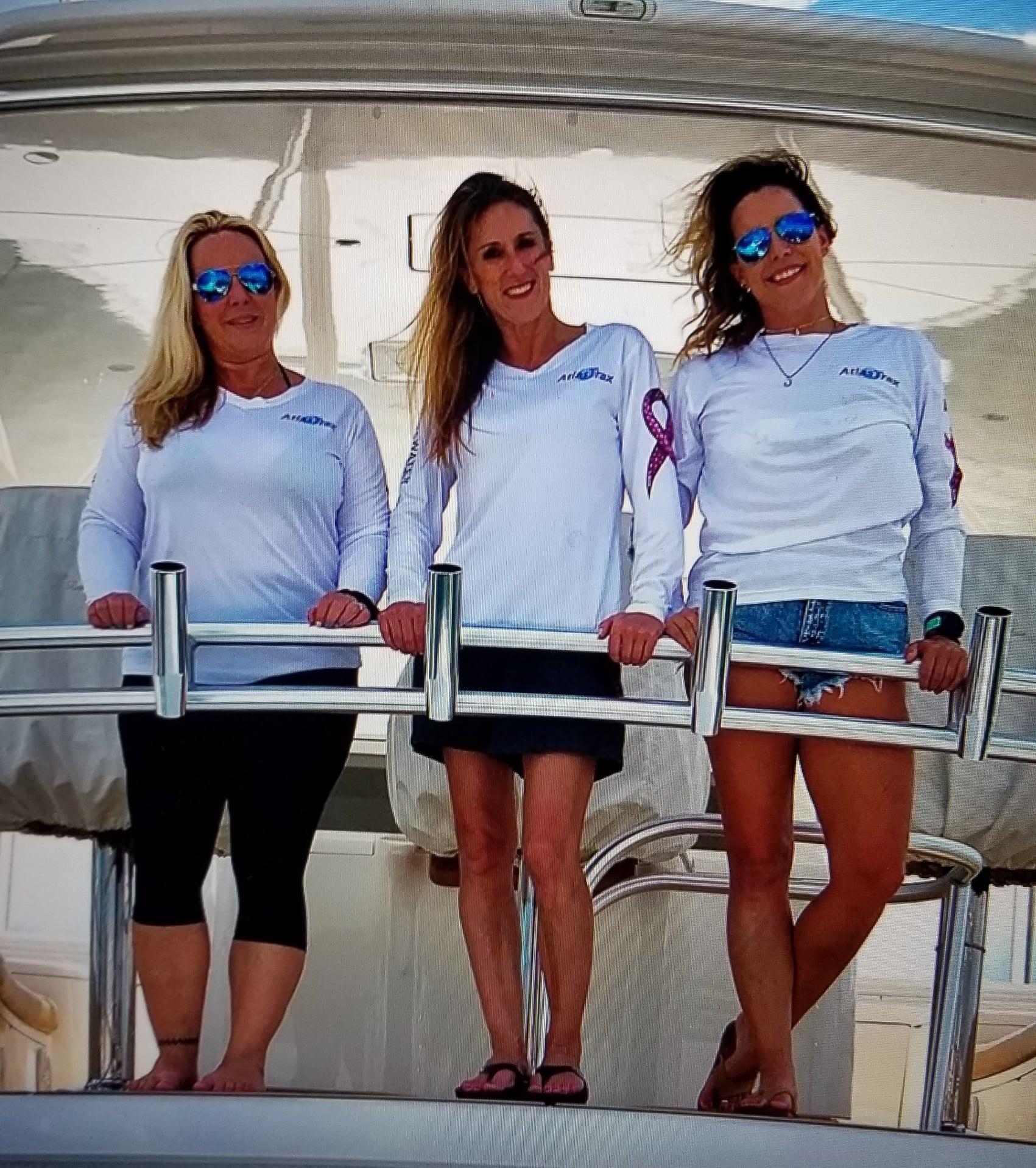 Atlas Trax Pink Ladies Fishing Team-Florida